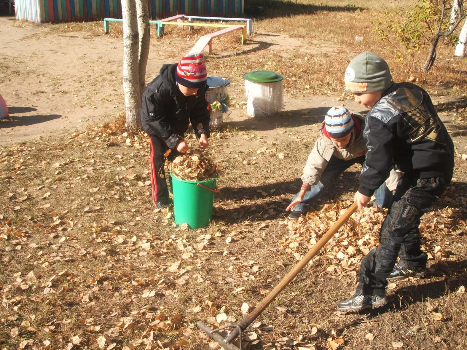 Детский садик села варваровка
